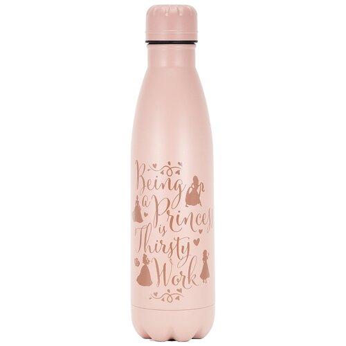 Фляга-термос Disney Princess (Thirsty Work) Metal Drinks Bottle 540ml MDB25553