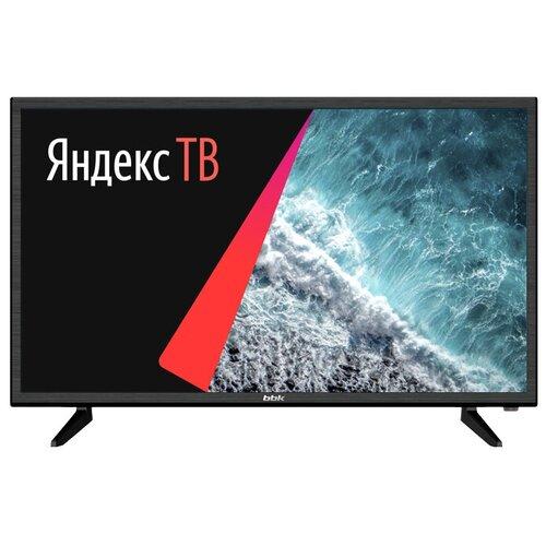 Фото - Телевизор BBK 32LEX-7289/TS2C 32 (2020) на платформе Яндекс.ТВ, черный bbk 32lex 7270 ts2c 32 черный