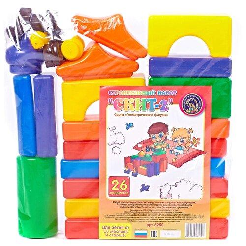 Фото - Кубики Строим вместе счастливое детство Скит-2 5250 кубики строим вместе счастливое детство набор 2 5253