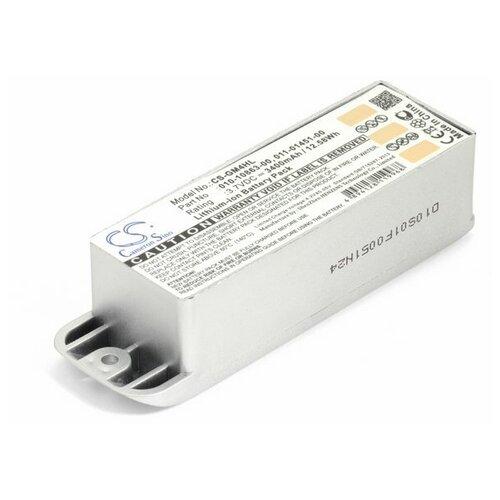 Аккумулятор для GPS-навигатора Garmin Zumo 400, 450, 500, 550