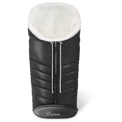 Фото - Конверт-мешок Esspero Cosy White 90 см black конверт мешок esspero cosy lux 90 см black