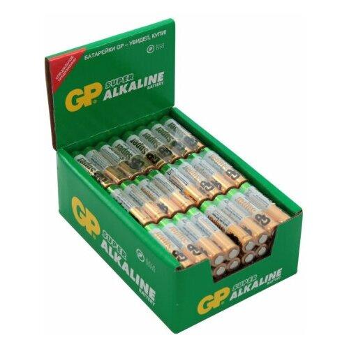 Батарейка GP Batteries АAA, 96шт. gp батарейки gp аaa extra 4шт
