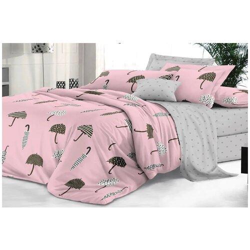Комплект постельного белья сатин де люкс эльф хорошая погода евро