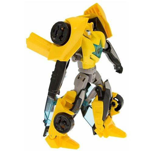 Купить Робот Steel club, Robot Forge, Анданте (робот-трансформер, желтый, SCRF1), АНДАНТЕ, Роботы и трансформеры