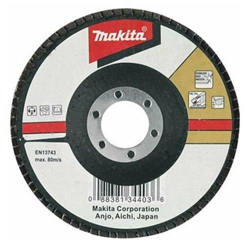 Лепестковый диск Makita D-27757