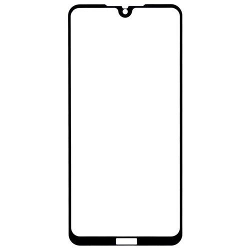 Защитное стекло Gosso FULL SCREEN для Huawei Honor 8X Max черный