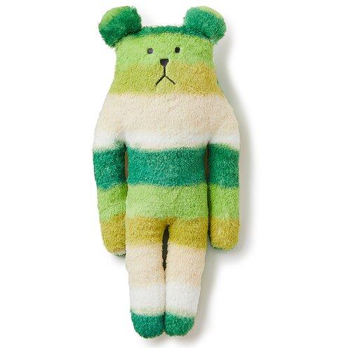 C1596-26 Japan MATCHA SLOTH, S / Игрушка мягконабивная, изображающая Медведя