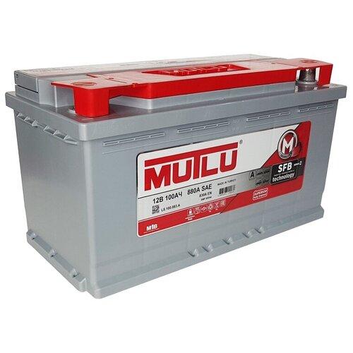 Автомобильный аккумулятор Mutlu SFB 2 (L5.100.083.A)