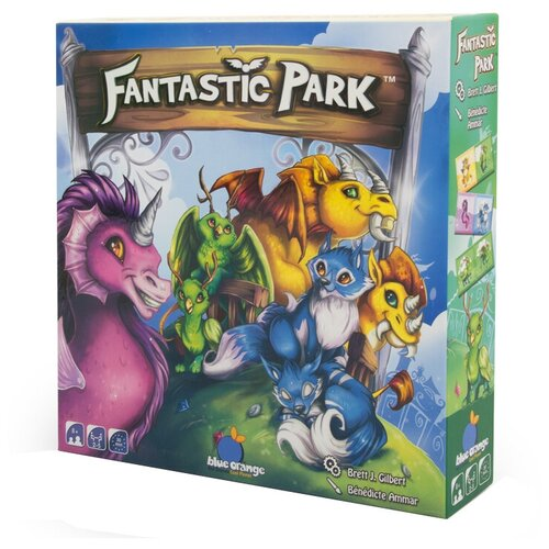 Настольная игра Blue Orange Fantastic Park