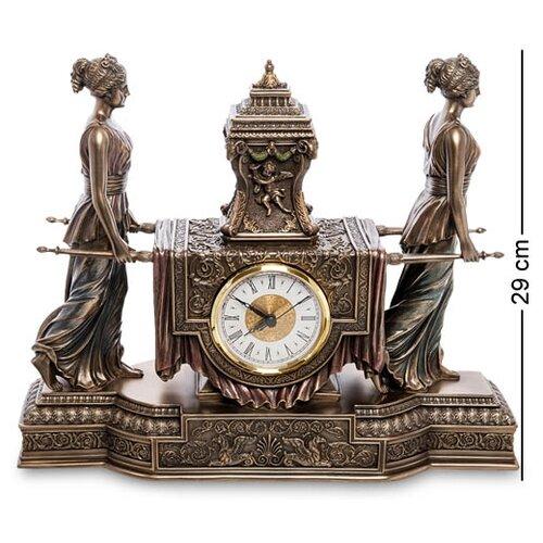 Часы в стиле барокко Уходящее время WS-613/ 1 113-905661