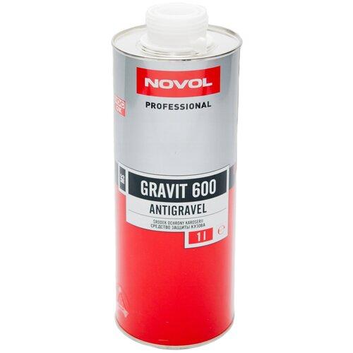 Жидкий антигравий NOVOL Gravit 600 белый 1 л банка