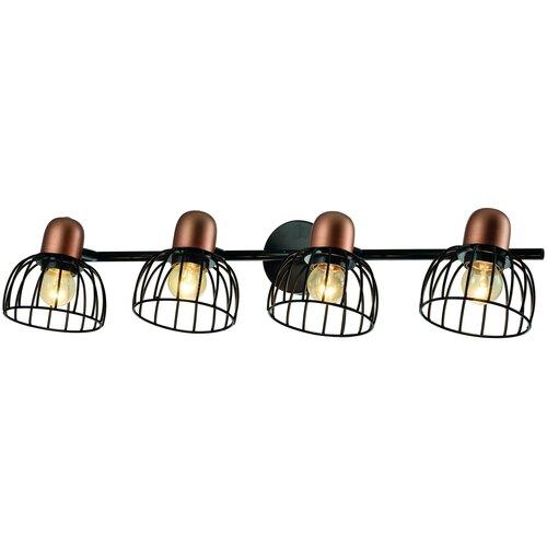Фото - Настенно-потолочный светильник Rivoli Adro 1018-205, E27, 160 Вт настенный светильник rivoli adro б0044775 40 вт