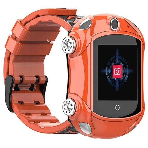 Детские умные часы Smart Baby Watch KT14, оранжевый умные часы smart watch w8