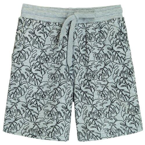 Купить 10295 Шорты для мальчика серый-меланж, размер 158-80, Let's Go