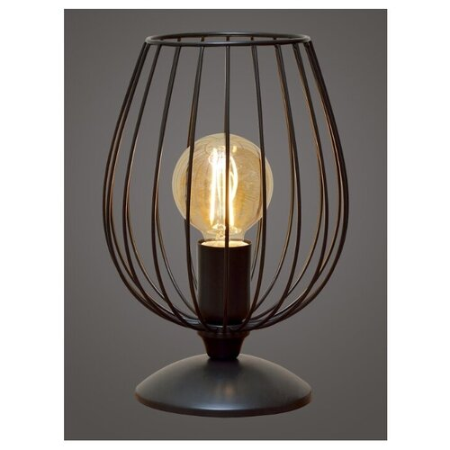 Лампа настольная Северный свет Восторг, венге