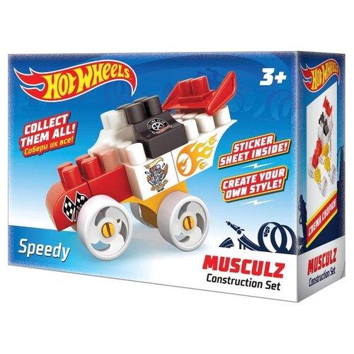 Конструктор Bauer Hot Wheels 709 Musculz Speedy