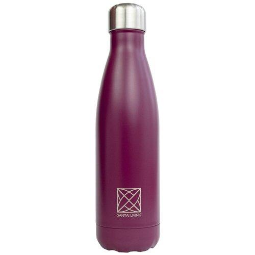 Термобутылка SANTAI LIVING Everyday, 0.5 л фиолетовый