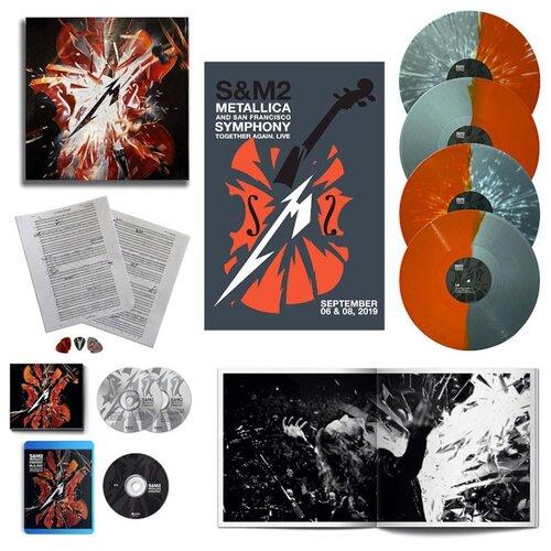 Metallica – S&M 2 (4 LP + 2 CD + Blu-Ray)