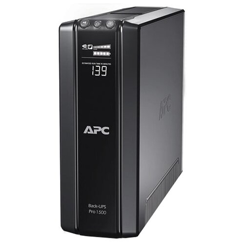Интерактивный ИБП APC by Schneider Electric Back-UPS Pro BR1500G-RS недорого