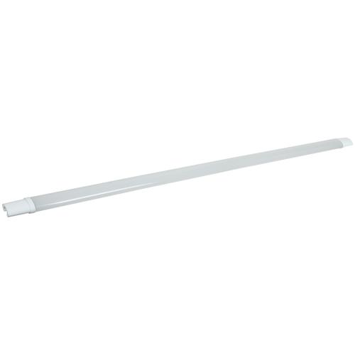 Светодиодный светильник IEK ДСП 1312 (48Вт 4000К), 150 х 6 см светодиодный светильник llt ссп 158 16вт 4000к 1100лм 55 х 6 см
