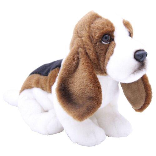 Мягкая игрушка Anna Club Plush Бассет-хаунд 18 см