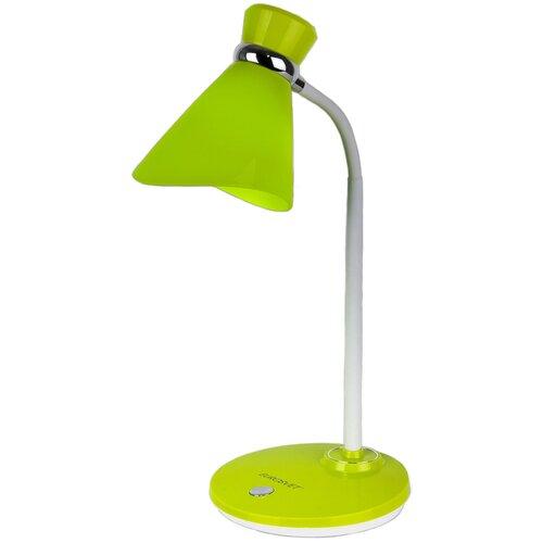 Настольная лампа Eurosvet School 01077/1 зеленый, 15 Вт