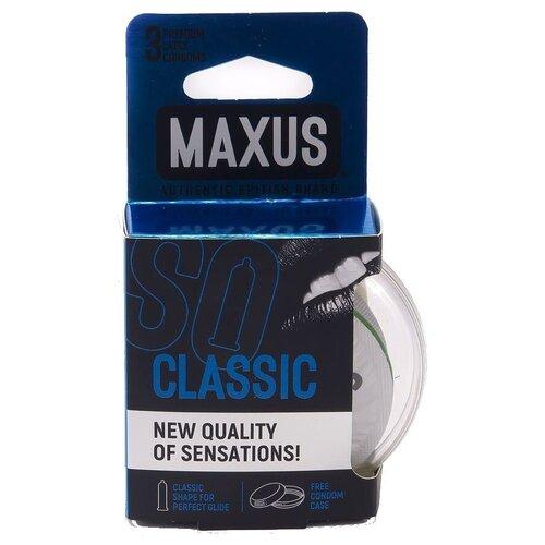 Купить Презервативы Maxus Classic, 3 шт.