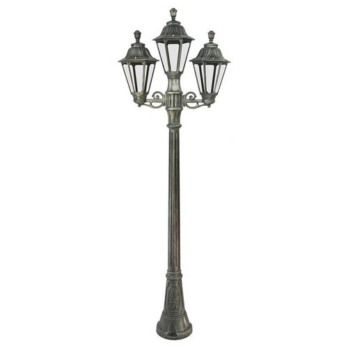 Фото - Fumagalli Уличный светильник Rut E26.158.S21.BXF1R, E27, 18 Вт, цвет арматуры: бронзовый fumagalli наземный светильник rut e26 111 000 bxf1r