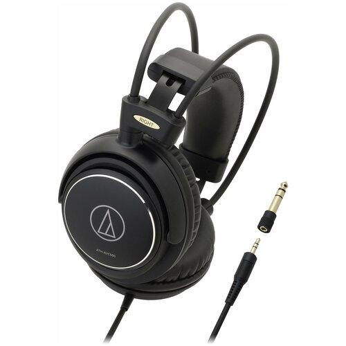 Наушники Audio-Technica ATH-AVC500, black