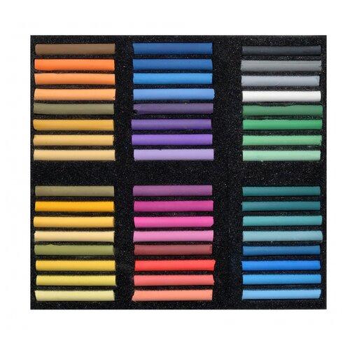 Пастель Аква-Колор художественная 48 цветов
