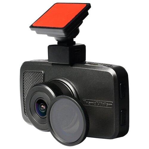 Фото - Видеорегистратор TrendVision TDR-708 GNS, GPS, ГЛОНАСС, черный видеорегистратор trendvision amirror 10 android 2 камеры gps черный