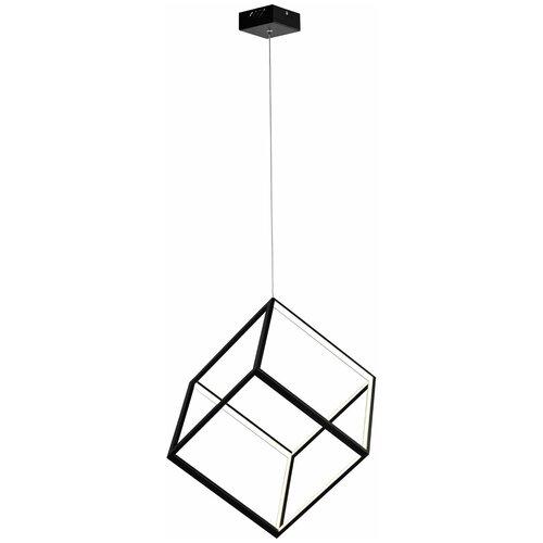 Светильник светодиодный Citilux Куб CL719301, LED, 40 Вт подвес citilux cl719301 куб черный led 40wх4000k