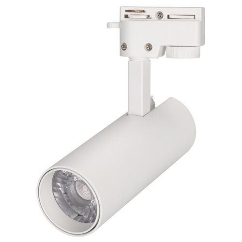 Трековый светильник-спот Arlight LGD-GERA-2TR-R55-10W Day4000 (WH, 24 deg) трековый светильник спот arlight lgd gera 4tr r55 10w day wh 24 deg