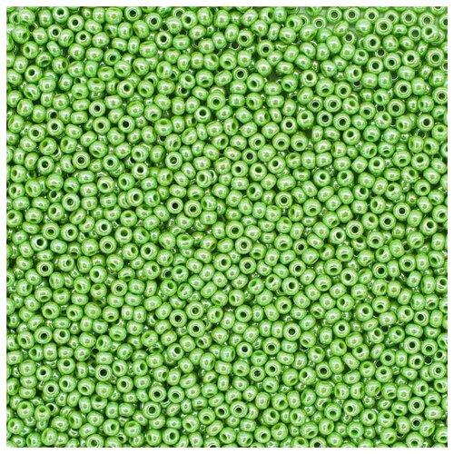 Купить Бисер Preciosa 50г Preciosa (10/0 зеленый 04), Фурнитура для украшений