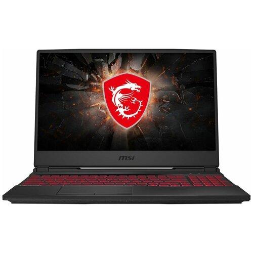 ноутбук msi gl65 leopard 10scxr 053ru 15 6 ips intel core i7 10750h 2 6ггц 8гб 512гб ssd nvidia geforce gtx 1650 4096 мб windows 10 9s7 16u822 053 черный Ноутбук MSI GL65 Leopard 10SCXR-056XRU (Intel Core i5 10300H 2500MHz/15.6/1920x1080/8GB/512GB SSD/NVIDIA GeForce GTX 1650 4GB/DOS) 9S7-16U822-056, черный