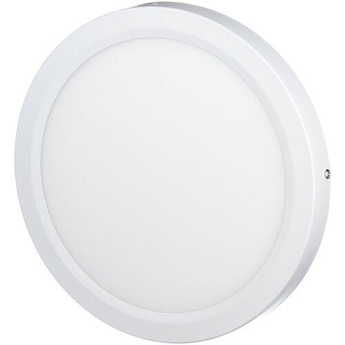 Светодиодный светильник In Home NRLP-eco (24Вт 4000К 1680Лм), D: 30 см светодиодный светильник in home ссп 159м 36вт 4000к 2700лм 122 5 х 7 5 см