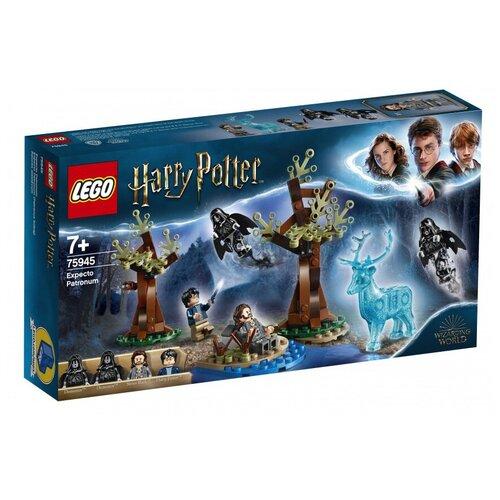 Конструктор LEGO Harry Potter 75945 Экспекто Патронум конструктор lego harry potter 75979 букля
