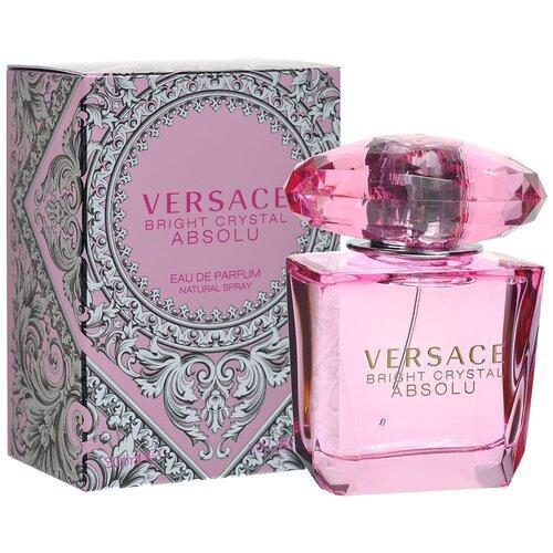 Парфюмерная вода Versace Bright Crystal Absolu, 30 мл versace gianni versace couture парфюмерная вода 100мл лимитированная версия
