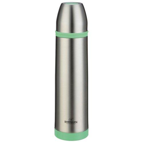 Классический термос Bohmann BH-4491, 0.8 л зеленый