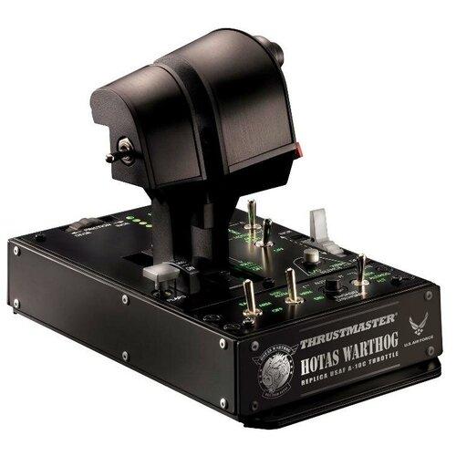 Комплектующие для руля Thrustmaster Hotas Warthog Dual Throttle, черный