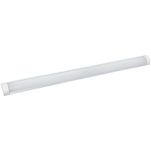 Светодиодный светильник IEK ДБО 5004 (36Вт 4000К), 120 х 7.5 см светодиодный светильник без эпра llt spo 110 opal 36вт 4000к 2750лм 120 х 6 1 см