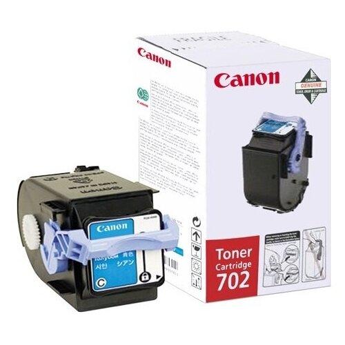 Картридж Canon Cartridge 702 Cyan