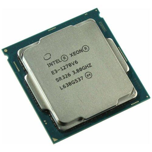 Процессор Intel Xeon E3-1270 v6, OEM