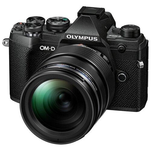 Фотоаппарат Olympus OM-D E-M5 Mark III Kit черный M.Zuiko Digital 12-40mm F/2.8