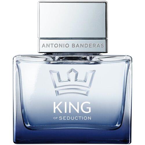 Туалетная вода Antonio Banderas King of Seduction, 50 мл фото