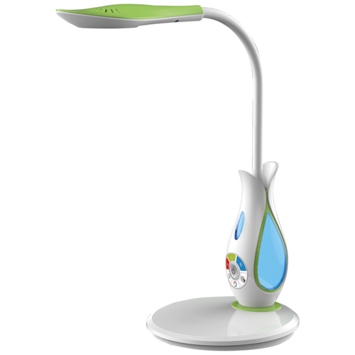 Фото - Настольная лампа светодиодная ArtStyle TL-327GR, 6 Вт настольная лампа светодиодная artstyle tl 318b 7 вт