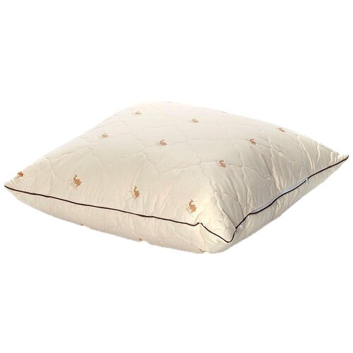 Подушка АльВиТек Сахара (ПВШП-070) 68 х 68 см светло-коричневый
