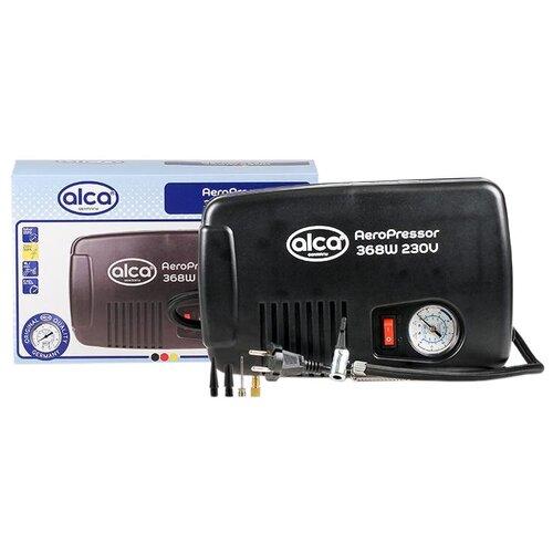 Автомобильный компрессор ALCA 228000 черный