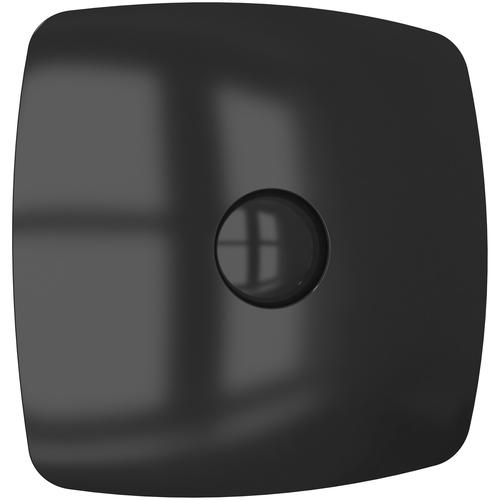RIO 4C Obsidian, Вентилятор осевой вытяжной с обратным клапаном D 98, декоративный недорого