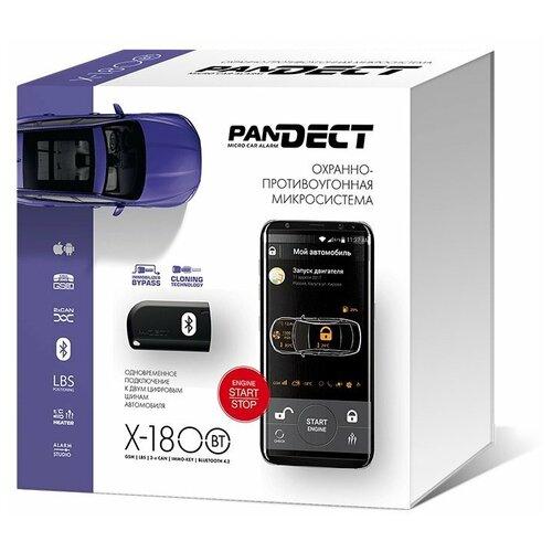 Фото - Автосигнализация Pandect X-1800 BT GSM автосигнализация pandect x 1800 l
